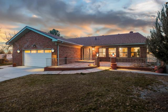 1525 Stagecoach Lane SE, Albuquerque, NM 87123 (MLS #932670) :: The Bigelow Team / Realty One of New Mexico