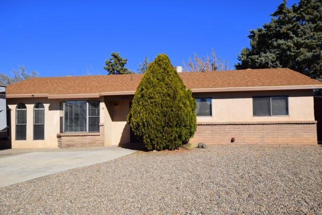 608 Gretta Street NE, Albuquerque, NM 87123 (MLS #932690) :: Your Casa Team