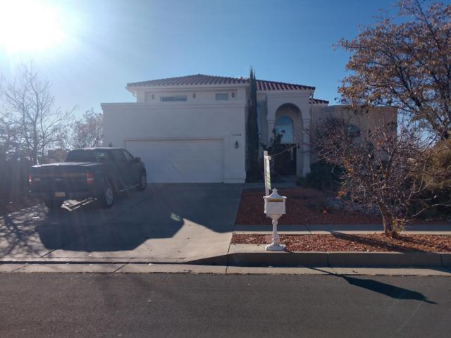 6008 Sierra Linda Avenue NW, Albuquerque, NM 87120 (MLS #933501) :: The Bigelow Team / Realty One of New Mexico