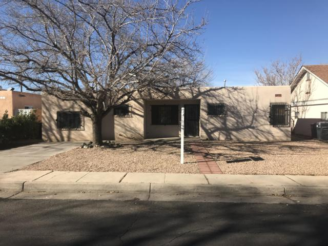 2929 Quincy Street NE, Albuquerque, NM 87110 (MLS #933525) :: Campbell & Campbell Real Estate Services
