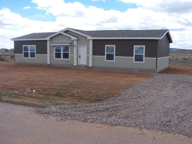3 Cob Court, Edgewood, NM 87015 (MLS #934059) :: The Bigelow Team / Realty One of New Mexico