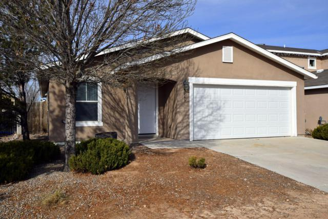 3769 Rancher Loop NE, Rio Rancho, NM 87144 (MLS #934232) :: The Bigelow Team / Realty One of New Mexico