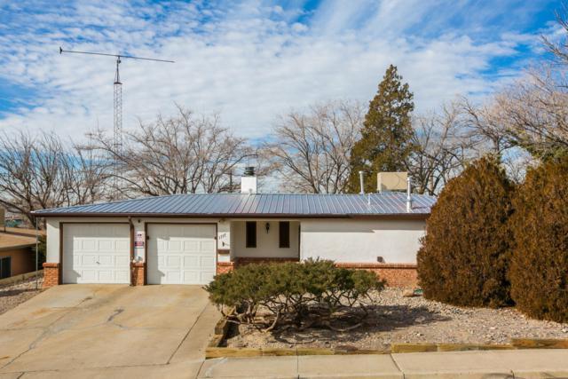 1717 Vassar Drive SE, Albuquerque, NM 87106 (MLS #934538) :: Campbell & Campbell Real Estate Services