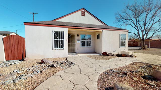 1324 6Th Street NW, Albuquerque, NM 87102 (MLS #934563) :: The Stratmoen & Mesch Team