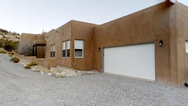 28 Loma Chata Road, Placitas, NM 87043 (MLS #934665) :: Campbell & Campbell Real Estate Services