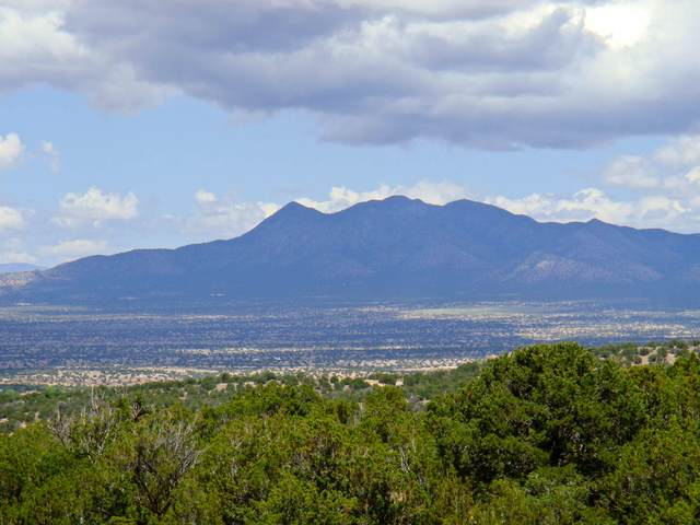 16 Osito Road, Sandia Park, NM 87047 (MLS #934666) :: The Bigelow Team / Red Fox Realty