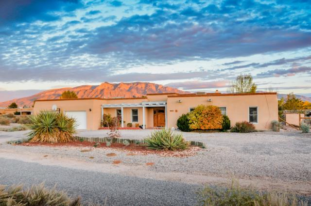 944 Camino De La Tierra, Corrales, NM 87048 (MLS #934721) :: Campbell & Campbell Real Estate Services