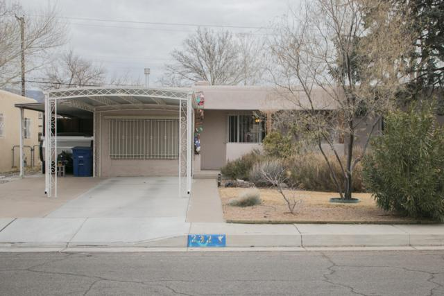 232 Laguayra Drive NE, Albuquerque, NM 87108 (MLS #934799) :: Campbell & Campbell Real Estate Services