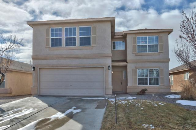 356 Soothing Meadows Drive NE, Rio Rancho, NM 87144 (MLS #934896) :: The Bigelow Team / Realty One of New Mexico