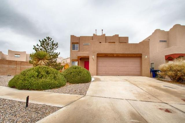 8309 Petosky Street NW, Albuquerque, NM 87120 (MLS #934973) :: Silesha & Company