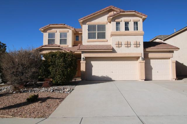 2401 Anitori Drive SE, Rio Rancho, NM 87124 (MLS #935987) :: Your Casa Team
