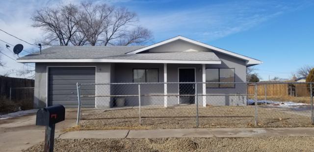 613 6th Street, Belen, NM 87002 (MLS #936322) :: Silesha & Company