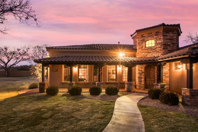 100 Camino De Los Arboles, Corrales, NM 87048 (MLS #936442) :: Campbell & Campbell Real Estate Services