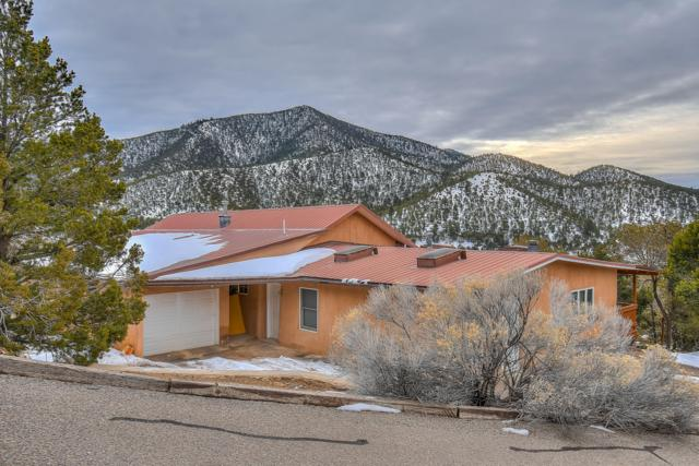 1661 Cerro Gordo Road, Santa Fe, NM 87501 (MLS #936545) :: Silesha & Company