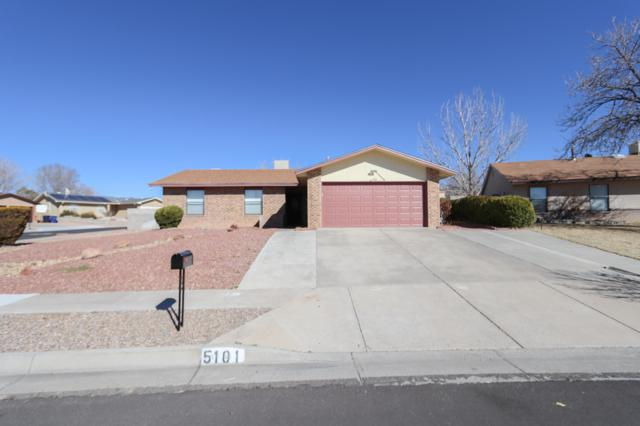 5101 Watercress Drive NE, Albuquerque, NM 87113 (MLS #936654) :: Campbell & Campbell Real Estate Services