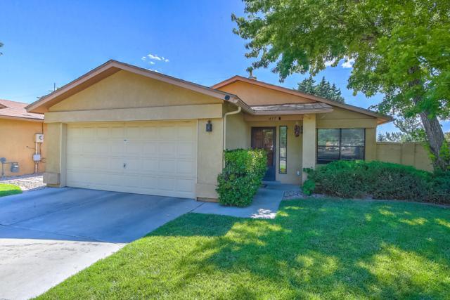 433 Rock Creek Park Avenue NE, Albuquerque, NM 87123 (MLS #936702) :: Campbell & Campbell Real Estate Services
