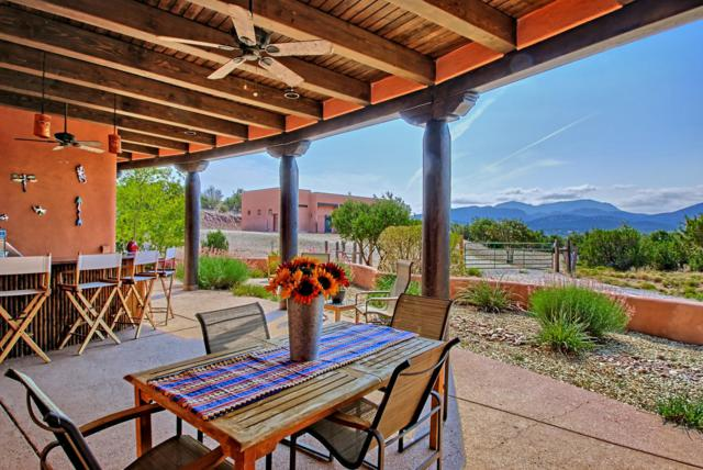 5 Real Place, Sandia Park, NM 87047 (MLS #936716) :: Campbell & Campbell Real Estate Services