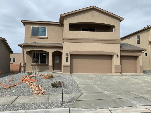 1161 Fascination Street NE, Rio Rancho, NM 87144 (MLS #936854) :: Silesha & Company