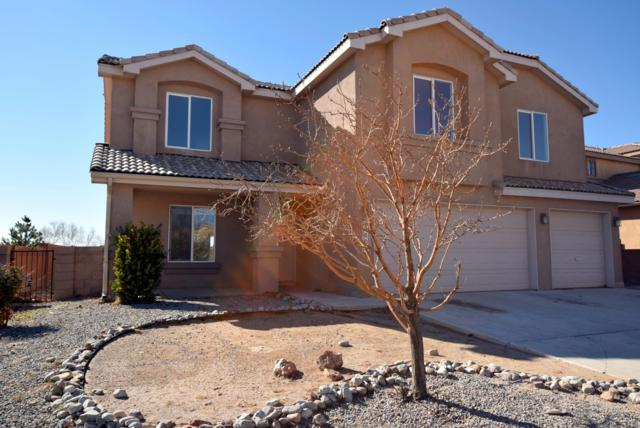 9600 Sundoro Place NW, Albuquerque, NM 87120 (MLS #936952) :: Campbell & Campbell Real Estate Services