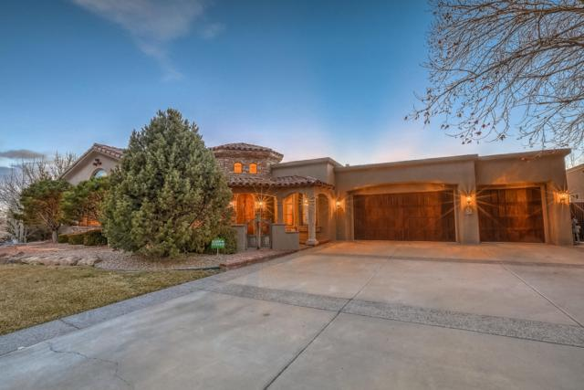 8601 Royal Glo Drive, Albuquerque, NM 87122 (MLS #937110) :: Campbell & Campbell Real Estate Services