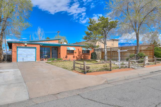 5105 Palo Duro Avenue NE, Albuquerque, NM 87110 (MLS #937135) :: Campbell & Campbell Real Estate Services