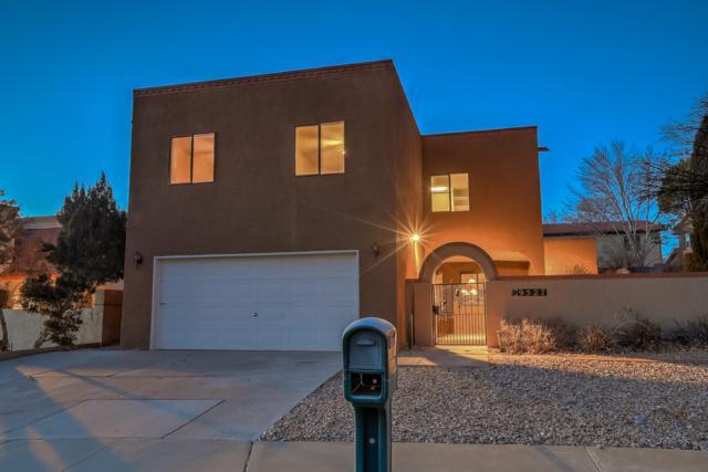 9527 San Rafael Avenue NE, Albuquerque, NM 87109 (MLS #937895) :: Campbell & Campbell Real Estate Services