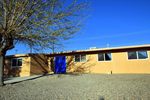 3308 Montclaire Drive NE, Albuquerque, NM 87110 (MLS #937971) :: Campbell & Campbell Real Estate Services
