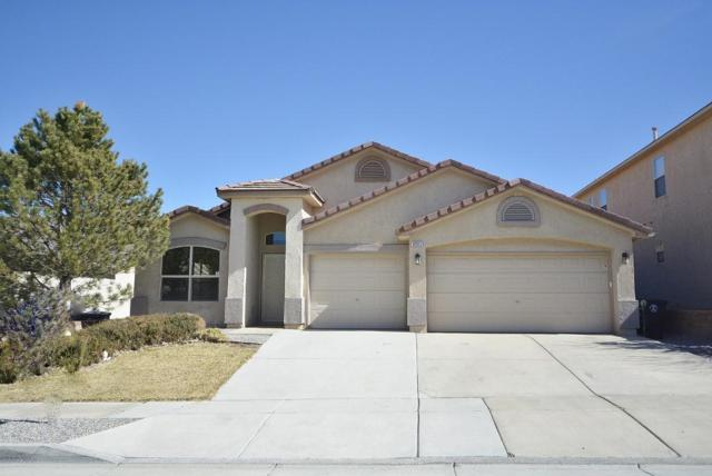 10512 Bitter Creek Drive NW, Albuquerque, NM 87114 (MLS #938050) :: Campbell & Campbell Real Estate Services