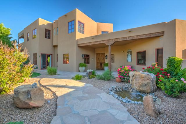 4 Caliente De Sol, Corrales, NM 87048 (MLS #938179) :: Campbell & Campbell Real Estate Services