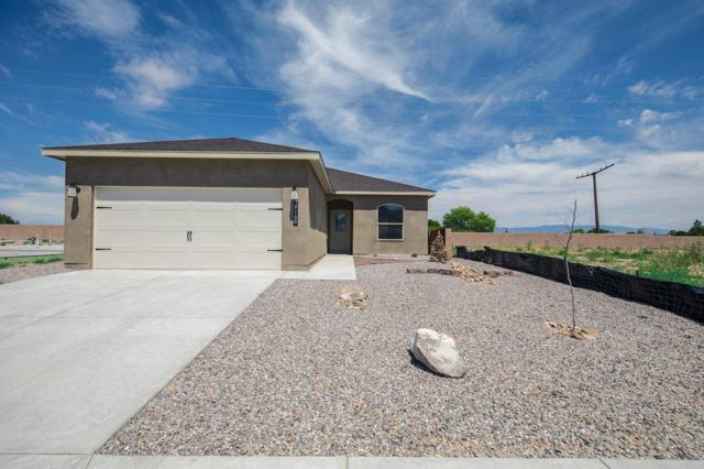 2160 Firewheel Avenue SW, Los Lunas, NM 87031 (MLS #938240) :: The Bigelow Team / Red Fox Realty