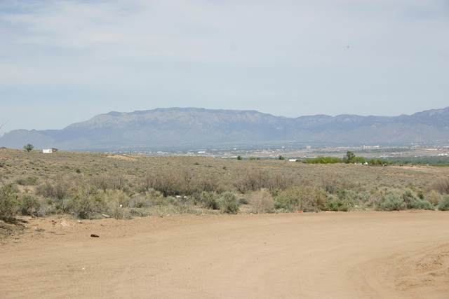 Off Powers Way (Cirg) SW, Albuquerque, NM 87121 (MLS #938904) :: Campbell & Campbell Real Estate Services