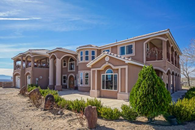 4519 Pam Drive SW, Albuquerque, NM 87121 (MLS #939386) :: The Bigelow Team / Red Fox Realty