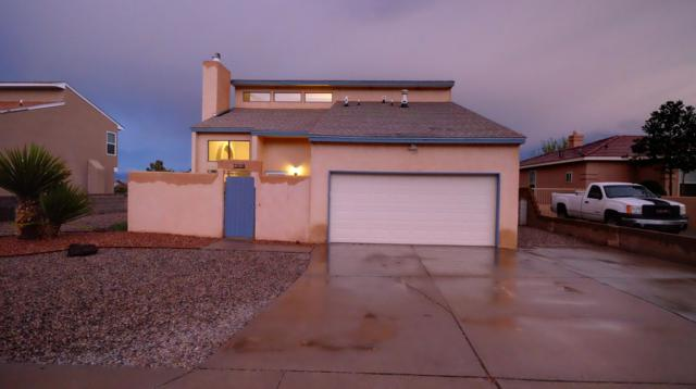 7308 Staghorn Drive NW, Albuquerque, NM 87120 (MLS #939452) :: Campbell & Campbell Real Estate Services