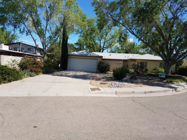 6805 Kentucky Court NE, Albuquerque, NM 87110 (MLS #939692) :: Silesha & Company