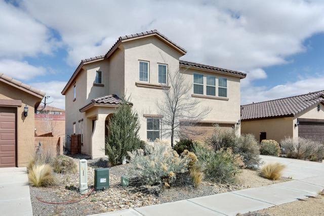 4007 Sierra Alta Avenue NE, Rio Rancho, NM 87124 (MLS #939756) :: The Bigelow Team / Realty One of New Mexico