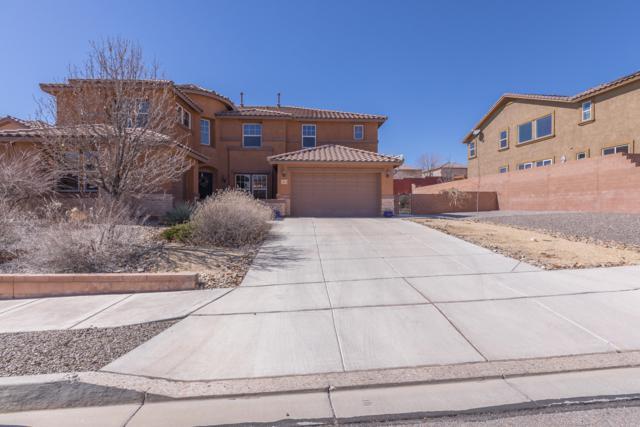 101 Los Miradores Drive NE, Rio Rancho, NM 87124 (MLS #939772) :: The Bigelow Team / Realty One of New Mexico