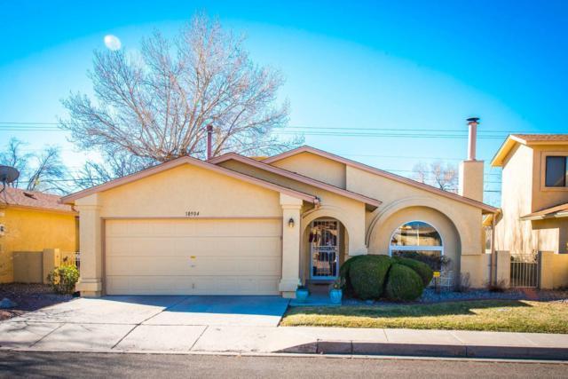 10904 Lagrange Park Drive NE, Albuquerque, NM 87123 (MLS #939922) :: Campbell & Campbell Real Estate Services