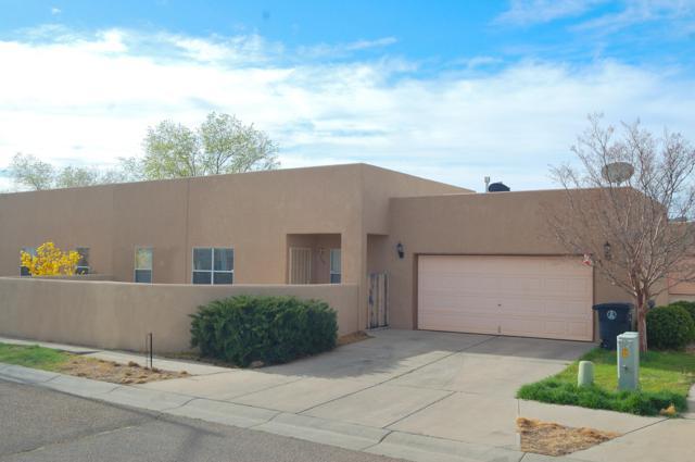 500 Cordova Avenue NW, Albuquerque, NM 87107 (MLS #940115) :: Silesha & Company
