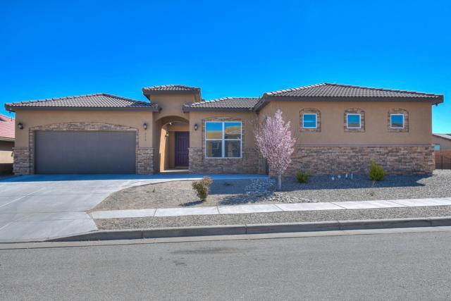 712 Tiwa Lane NE, Rio Rancho, NM 87124 (MLS #940274) :: Campbell & Campbell Real Estate Services