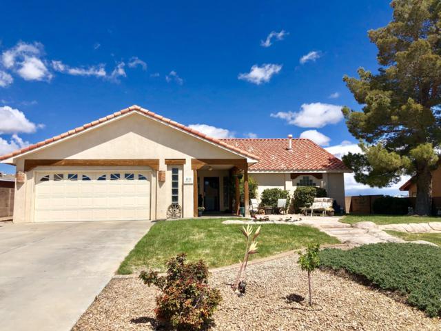 4531 Silver Arrow Drive NW, Albuquerque, NM 87114 (MLS #941487) :: Silesha & Company