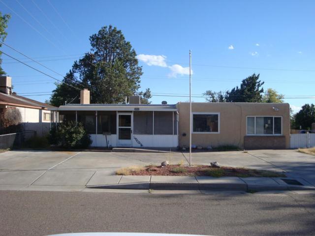 9600 Euclid Avenue NE, Albuquerque, NM 87112 (MLS #942120) :: Campbell & Campbell Real Estate Services