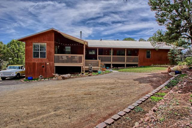 7 Canoncito Road, Tijeras, NM 87059 (MLS #942131) :: Campbell & Campbell Real Estate Services