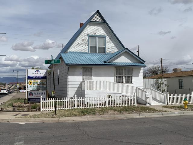 415 Reinken Avenue, Belen, NM 87002 (MLS #942160) :: Campbell & Campbell Real Estate Services