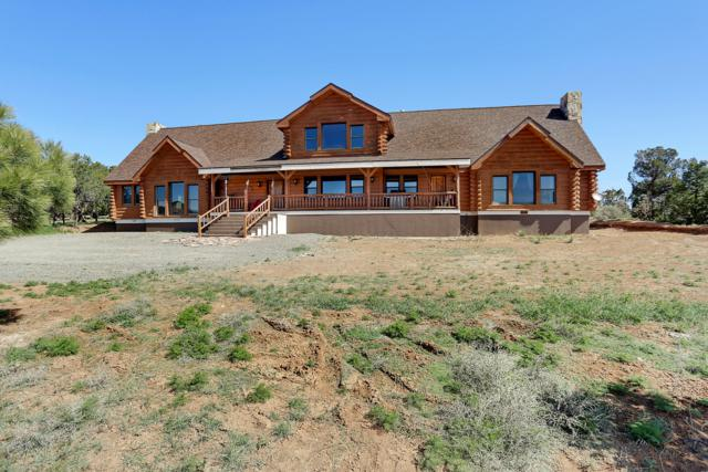 7 Mountain Valley Court, Tijeras, NM 87059 (MLS #942210) :: Campbell & Campbell Real Estate Services