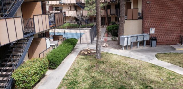 1100 Alvarado Drive SE #213, Albuquerque, NM 87108 (MLS #942302) :: The Bigelow Team / Realty One of New Mexico