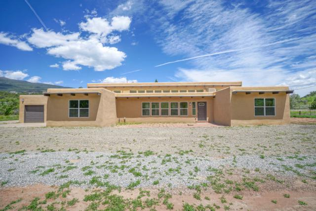 24 Camino Municipal, Tijeras, NM 87059 (MLS #942417) :: Campbell & Campbell Real Estate Services