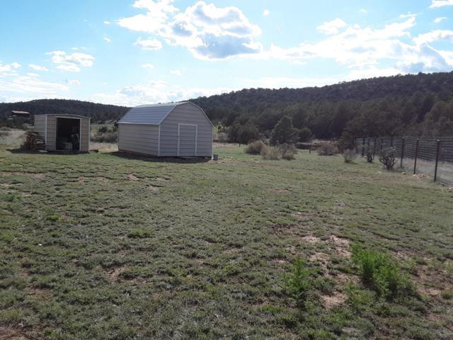 24 El Refugio Road, Tijeras, NM 87059 (MLS #942984) :: The Bigelow Team / Red Fox Realty