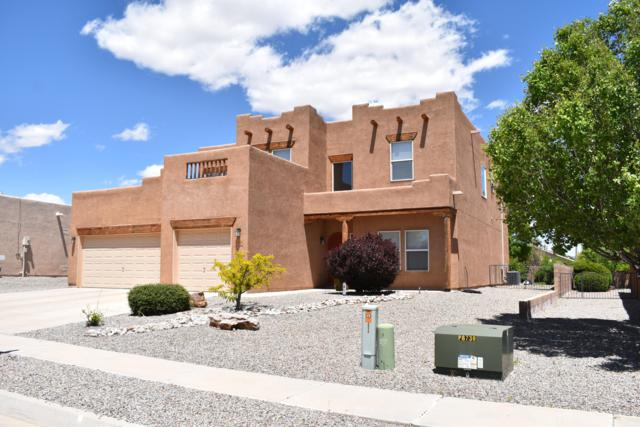 2209 Via Sonata Road SE, Rio Rancho, NM 87124 (MLS #943029) :: The Bigelow Team / Red Fox Realty