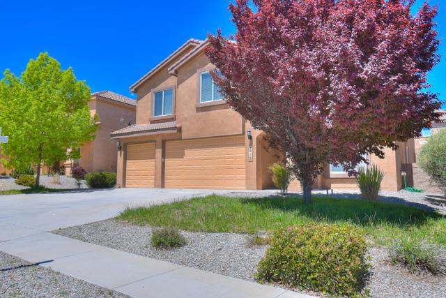 9515 Thunder Road NW, Albuquerque, NM 87120 (MLS #943142) :: Silesha & Company