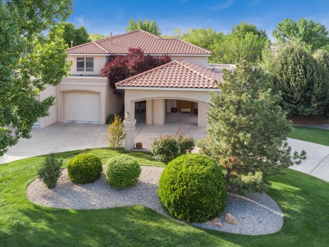 4621 Los Poblanos Circle NW, Los Ranchos, NM 87107 (MLS #943320) :: Campbell & Campbell Real Estate Services